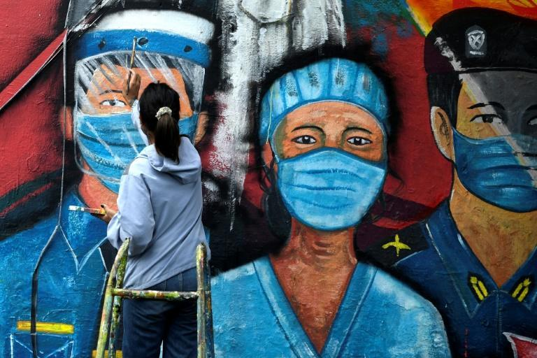 As India halted exports of vaccines to help stem its own devastating wave of infections, smaller neighbours such as Nepal