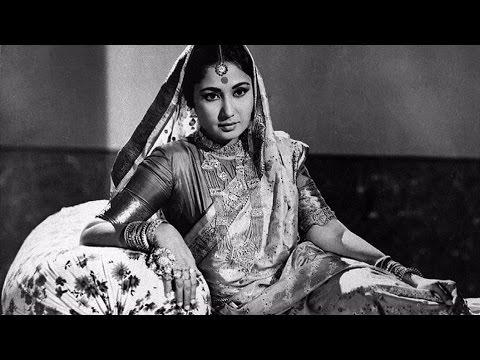 "<p>The original ""Tragedy Queen"" lived up to this title bestowed upon her by her fans. The melancholic saga, however, had her playing a young, newlywed Bengali bride for a substantial part of the movie, and boy was she convincing as a rich but heartbroken <em>Zamindarni. </em>Her beauty oozed through the plain black and white screen and not for a moment did we rue the absence of colors, so colorful was her beauty in itself. </p>"