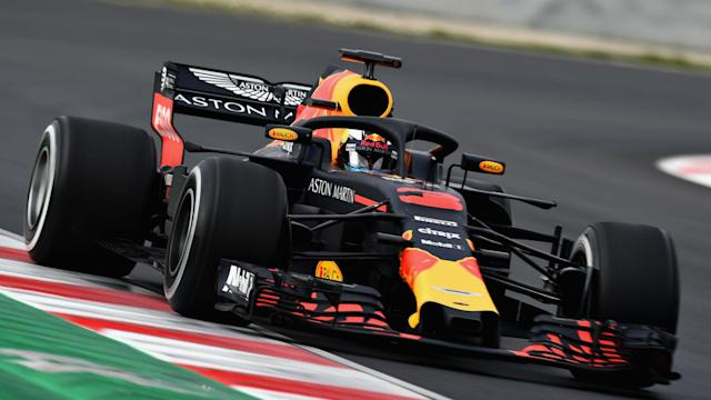 Red Bull were distanced by Mercedes and Ferrari in 2017, but encouraging signs in testing have suggested the gap may be closing.