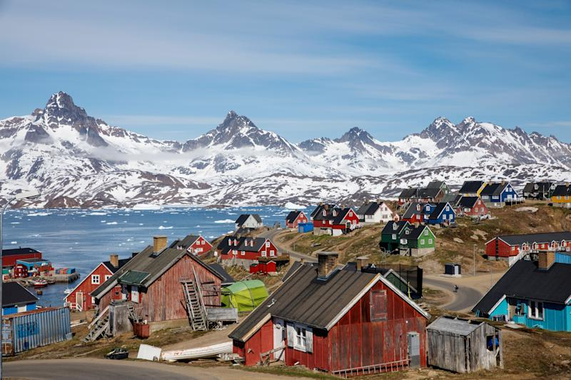Trump Reportedly Wants to Buy ... Greenland?