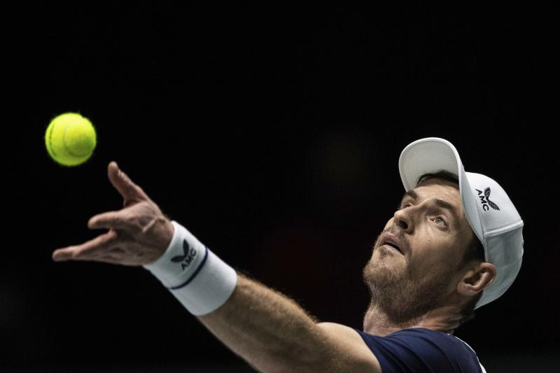 Murray to play US Open warm-up