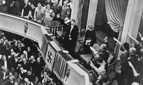 Culture in the Third Reich by Moritz Föllmer review – when fascism stole the show