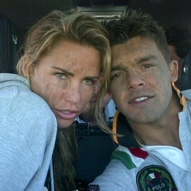Celebrity couples: Katie Price and Leonardo Penna are at their beautiful best showing the rest of us just what a 'normal' couple they are. Yeah right!