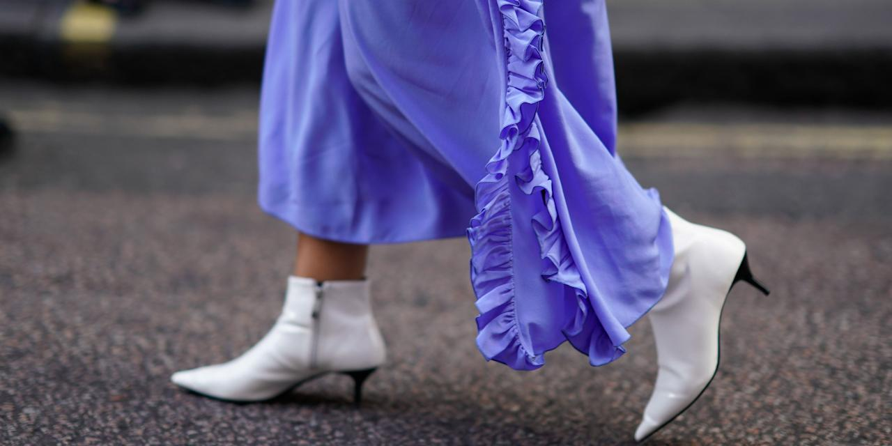 <p>From sock boots to chunky heels, knee-high to ankle, these are the most stylish white boots to buy now and wear all year long. Scroll through to see our edit of the best to shop now and how to style them for the new season.</p><p>We earn a commission for products purchased through some links in this article </p>