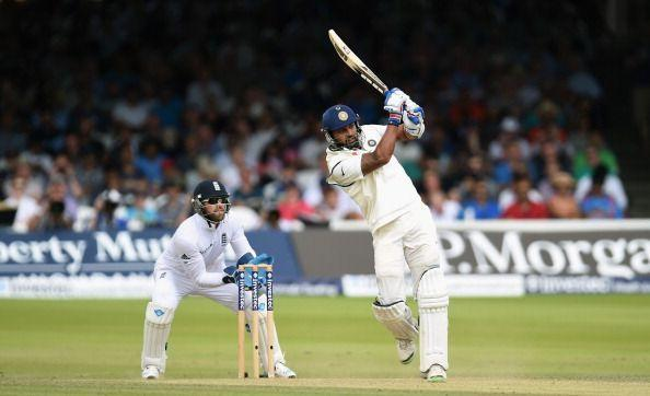England v India: 2nd Investec Test Lord's 2014