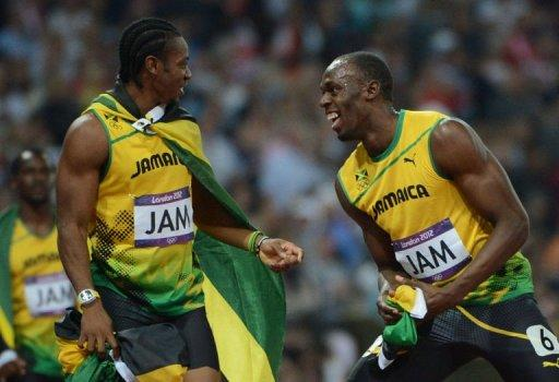 Yohan Blake could join fellow Olympic sprint sensation Usain Bolt in Australia's domestic Twenty20 Big Bash League