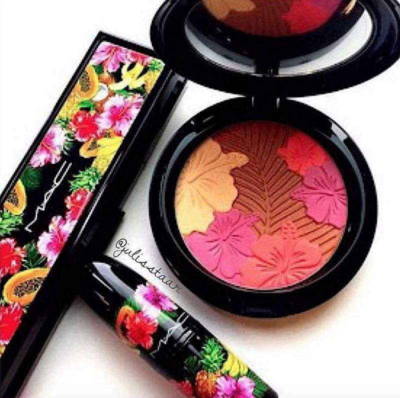 MAC Cosmetics is giving us total Carmen Miranda vibes with its latest collection