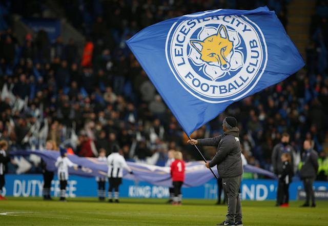 Soccer Football - FA Cup Quarter Final - Leicester City vs Chelsea - King Power Stadium, Leicester, Britain - March 18, 2018 General view before the match REUTERS/Andrew Yates