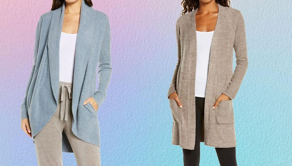 Best gifts for mom: Barefoot Dreams Cardigan