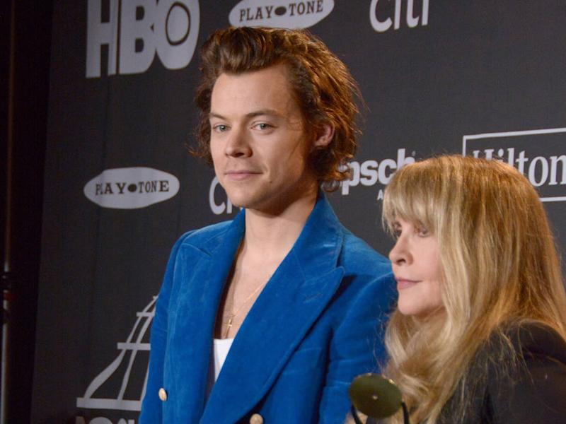 Harry Styles never intended to get naked for album shoot