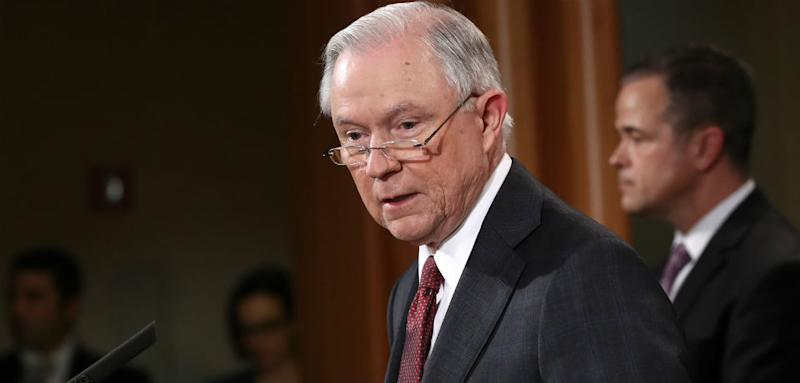 AG Sessions to Recuse Himself From Investigating Trump Ties to Russia