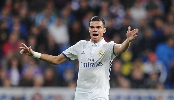 Primera Division: Pepe: Paris, London oder doch China?