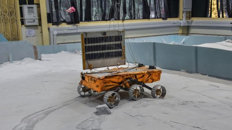 Pragyan rover will help identify elements present near landing site on the Moon's surface