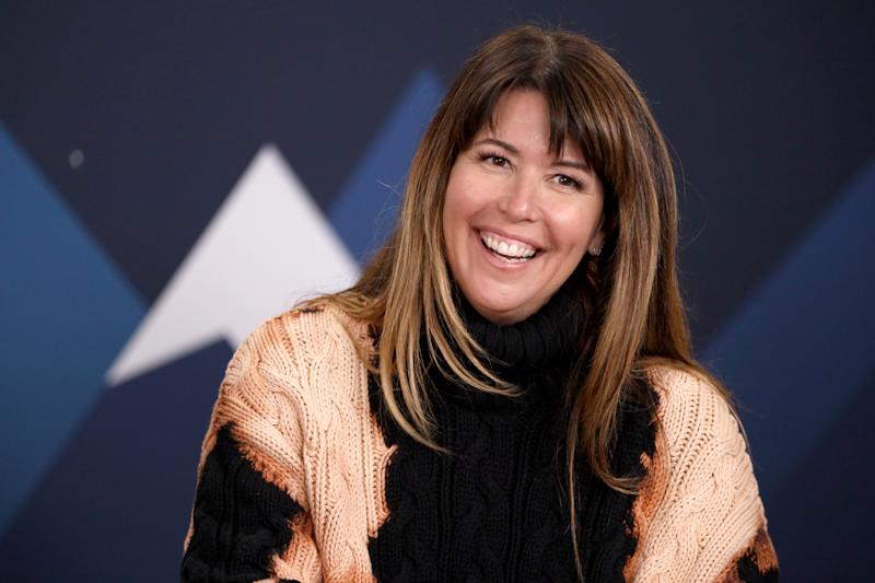PARK CITY, UT - JANUARY 26: Patty Jenkins of 'I Am The Night' attends The IMDb Studio at Acura Festival Village on location at The 2019 Sundance Film Festival - Day 2 on January 26, 2019 in Park City, Utah. (Photo by Rich Polk/Getty Images for IMDb)