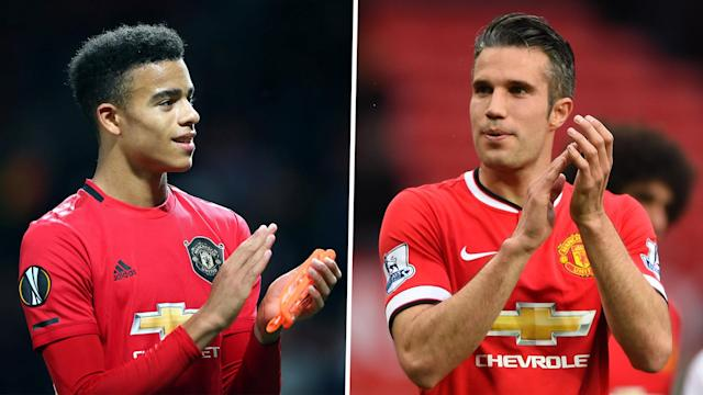 A former Old Trafford favourite has been impressed with the in-form teenager, who he thinks has successfully replicated his own style