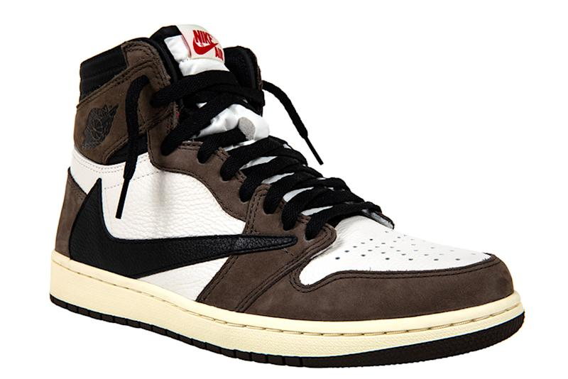 Travis Scott x Air Jordan 1 Sneaker & Apparel Line Is Coming