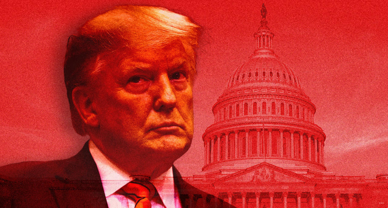 If Trump tries to turn impeachment into reality TV, who can stop him?