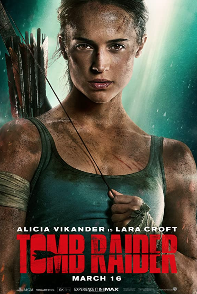 "<p>The <em>Tomb Raider </em>film franchise hasn't yielded anything close to the excitement and innovation of the games. The most recent installment, starring Alicia Vikander, is just kind of ... okay. We know <a href=""https://www.menshealth.com/entertainment/a17047200/alicia-vikander-lara-croft-tomb-raider-workout/"" rel=""nofollow noopener"" target=""_blank"" data-ylk=""slk:Vikander got crazy jacked for this role"" class=""link rapid-noclick-resp"">Vikander got crazy jacked for this role</a>, so there's no shortage of heart here. The story simply fails her.</p><p><a class=""link rapid-noclick-resp"" href=""https://www.amazon.com/Tomb-Raider-Nick-Frost/dp/B07B7H9VTK/ref=sr_1_2?dchild=1&keywords=Tomb+Raider&qid=1617721853&s=instant-video&sr=1-2&tag=syn-yahoo-20&ascsubtag=%5Bartid%7C2139.g.36026663%5Bsrc%7Cyahoo-us"" rel=""nofollow noopener"" target=""_blank"" data-ylk=""slk:STREAM IT HERE"">STREAM IT HERE</a></p>"