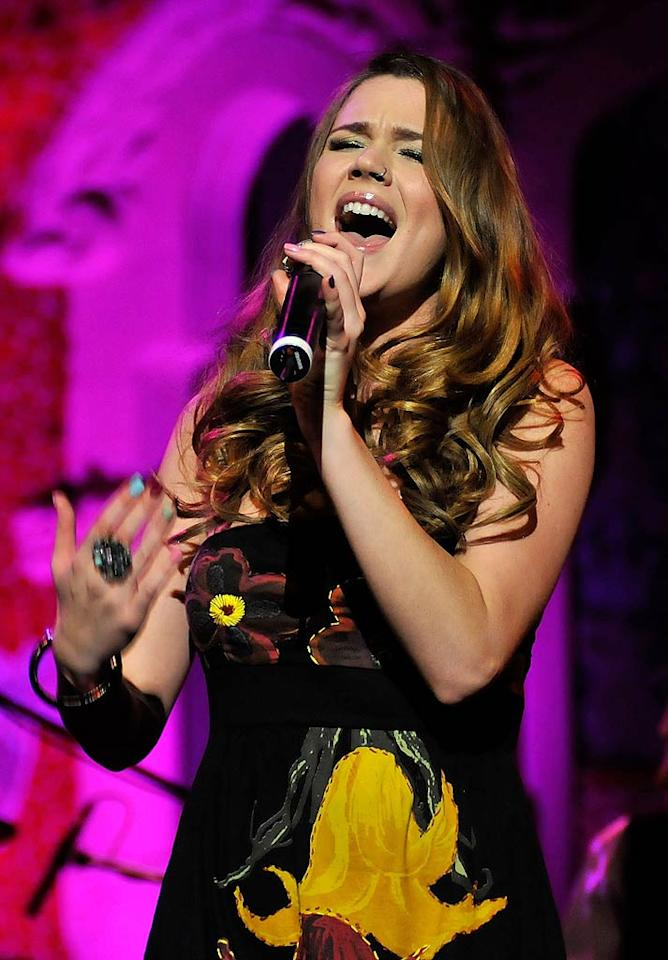 """April 11: Joss Stone turns 24 Robert Marquardt/<a href=""""http://www.gettyimages.com/"""" target=""""new"""">GettyImages.com</a> - February 11, 2010"""