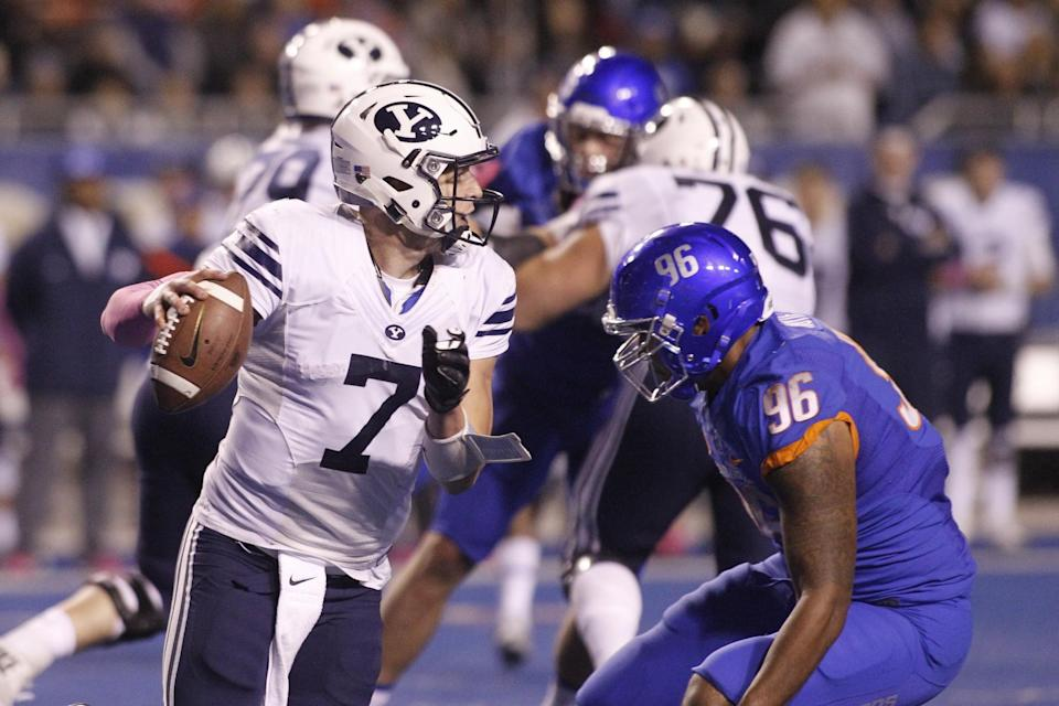 BYU nearly pulled off another miracle win against Boise State.