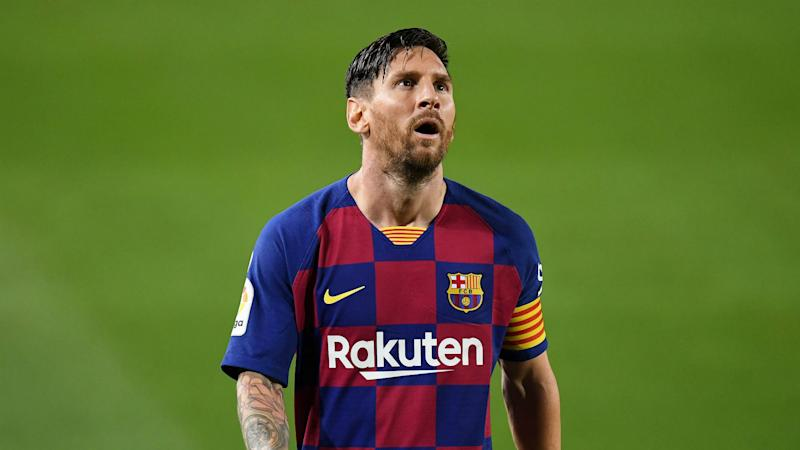 Messi to Inter? That's fantasy football, says Marotta