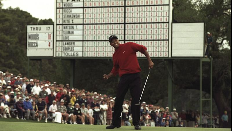 The 1997 Masters remembered: Irrepressible Tiger Woods sets new standards