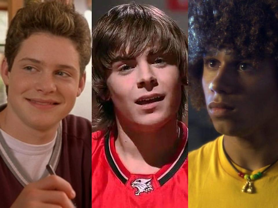 eddies million dollar cook off, high school musical, and jump in leading guys