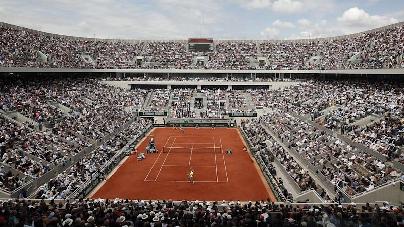 (FILE) FRANCE TENNIS FRENCH OPEN 2020