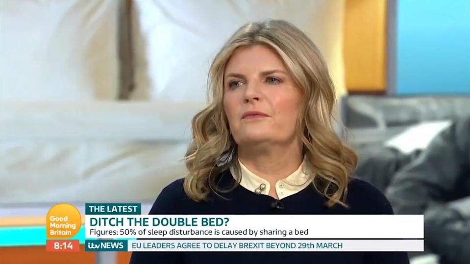 GMB host forced to apologise as Susannah Constantine drops F-bomb live on air