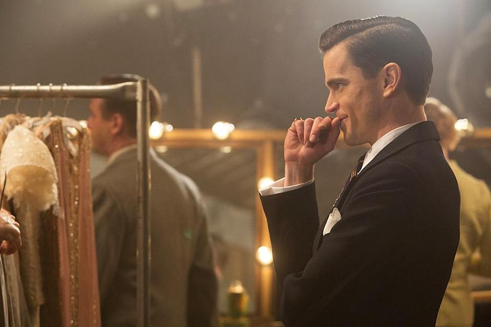 """<p><strong>The 1-Sentence Pitch:</strong> In 1930s Hollywood, golden boy Monroe Stahr (Matt Bomer) battles his mentor/boss/moneyman Pat Brady (Kelsey Grammer) to greenlight important films. """"Monroe has a very specific goal — leaving behind a legacy — and he thinks he will achieve it by leaving behind one perfect piece of art,"""" says Oscar-nominated writer/executive producer Billy Ray. """"He is obsessed with creating something that will outlive him.""""<br><br><strong>What to Expect: </strong>""""There's backstabbing, deception, ambition, drugs, greed and all of that juicy, dark stuff,"""" says executive producer Christopher Keyser of <em>Tycoon</em>, which is based on F. Scott Fitzgerald's unfinished final work. """"Everyone has secrets and pain. Like all of the Fitzgerald-ian canon, it is really about the cost of the American dream.""""<br><br><strong>Sitting Down on the Job:</strong> Bomer has a dream of his own. """"Oh my God, like a year and a half ago, I told Patrizia [von Brandenstein, production designer]<strong>,</strong> I have to have the chair from Monroe's office. It's the most incredible chair I've ever had the luxury of sitting in. In fact, whenever we have a scene in the office, I always start the rehearsal by trying to figure out how I'm going to be able to sit in my chair. They have to pry me away from it. I know there's no way I am getting that chair, but a boy can dream. Isn't that what the show's all about?"""" <em>— CB</em><br><br>(Photo: Amazon Studios) </p>"""