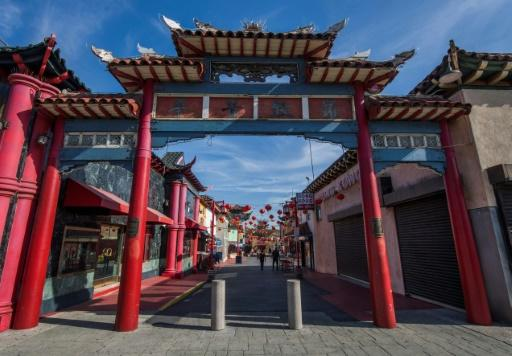 Fear of the coronavirus has impacted normally bustling Chinatowns in major cities around the world, like Los Angeles, as visitors stay away