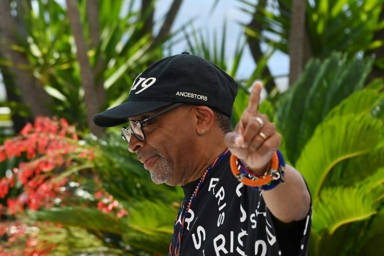 Cannes jury president Spike Lee took a swipe at authoritarians and 'gangsters' in positions of power