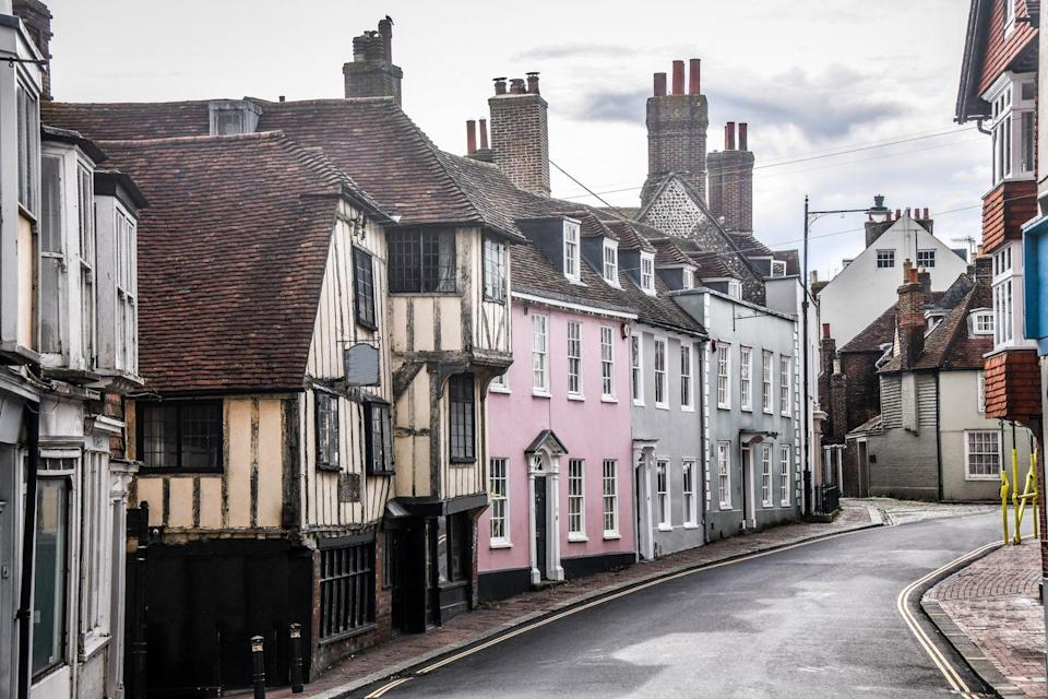 <p>Derived from the the Old English 'hlaews', meaning 'hills' or 'mounds', Lewes is one of our favourite spots in Sussex.</p><p>With its steep streets, adorable cafés along the river, Lewes Castle, Harvey's brewery and pubs like The Lewes Arms and Lamb of Lewes, you can't go wrong with a day trip to this sweet town. Better yet, the shopping is phenomenal.</p><p>We recommend heading to The Fifteenth Century Bookshop, a Harry Potter-esque building with a swinging sign, Silverado jewellery shop and the pièce-de-résistance – Lewes Flea Market. Just one trip here and we came away with a handful of trinkets, homeware and vintage clothing for bargain prices. </p><p>Come Bonfire Night, Lewes celebrates one of the biggest events in the world, with a procession through the streets involving 17 burning crosses to represent the 17 Lewes Martyrs. </p><p><strong>Distance from London</strong>: 69 miles</p><p><strong>How to get there</strong>: London Victoria to Lewes (1 hour 2 mins).</p>
