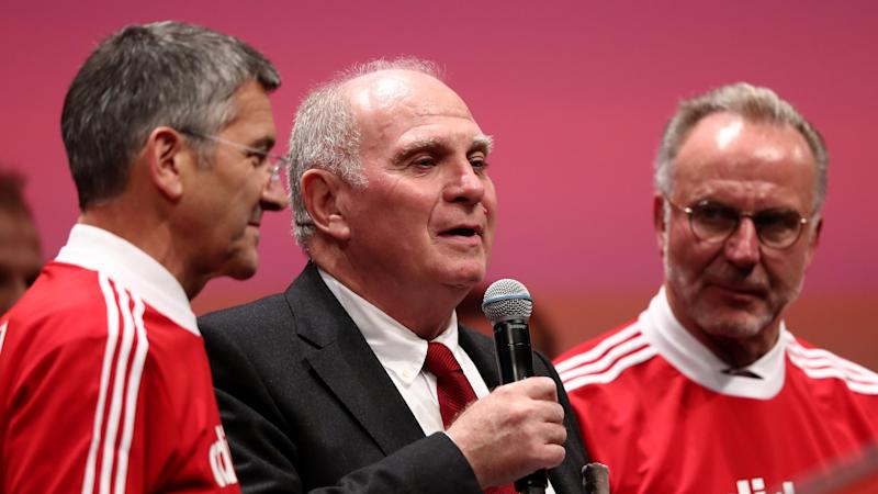 Man City FFP ruling 'a clear slap in the face for UEFA', says ex-Bayern president Hoeness