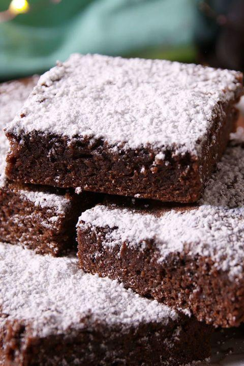 """<p>Red wine, meet chocolate. If Mom doesn't swoon, everyone else will.</p><p><em><a href=""""http://www.delish.com/cooking/recipes/a50529/red-wine-brownies-recipe/"""" rel=""""nofollow noopener"""" target=""""_blank"""" data-ylk=""""slk:Get the recipe from Delish »"""" class=""""link rapid-noclick-resp"""">Get the recipe from Delish »</a></em><br></p>"""