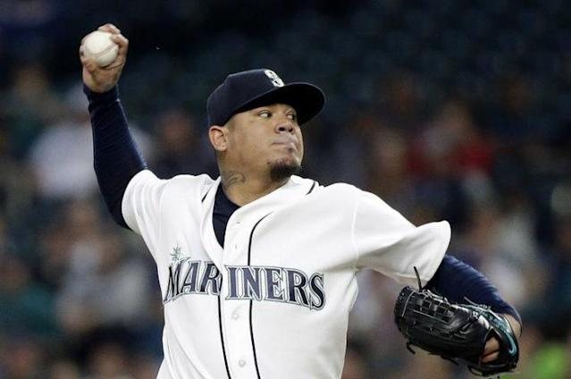 Felix Hernandez is one of several Latino baseball players to be featured at 'La Vida Baseball.' (Getty Images)