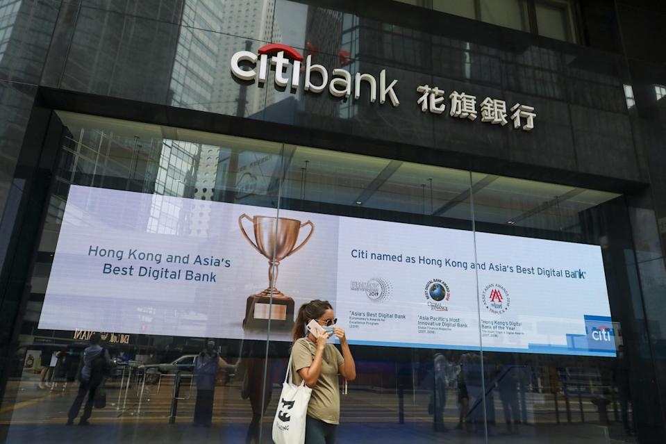 Citigroup plans to exit its retail banking business in China as part of a revamp that will see the American bank focus on wealth centres in Hong Kong and Singapore. Photo: Nora Tam