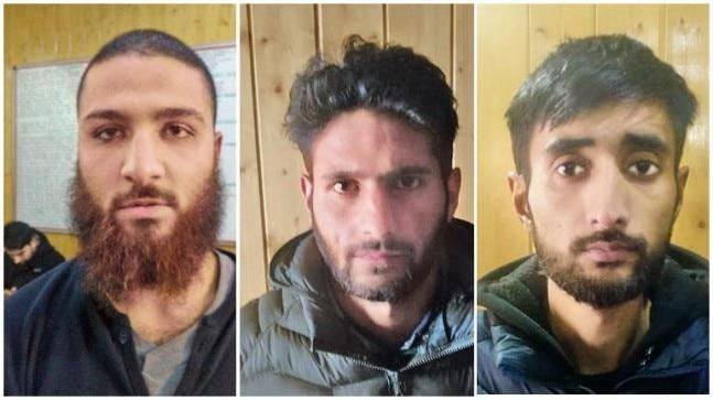 The Delhi Police's Special Cell has arrested three suspected terrorists associated with Islamic State in Jammu and Kashmir (ISJK), police said Sunday.