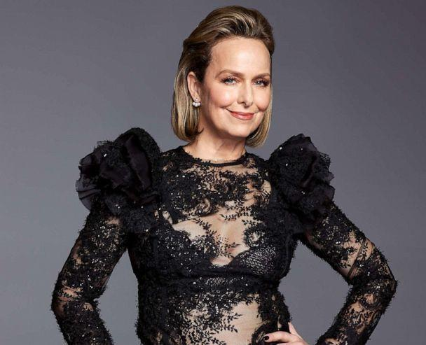 PHOTO: Melora Hardin poses for a portrait, May 6, 2021. (Nino Munoz/Freeform via Getty Images, FILE)