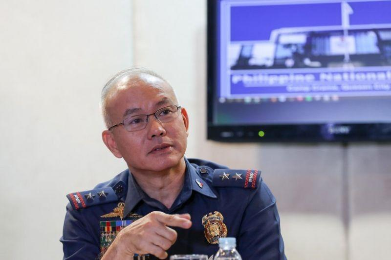 Albayalde on graft charges: 'My conscience remains clear'