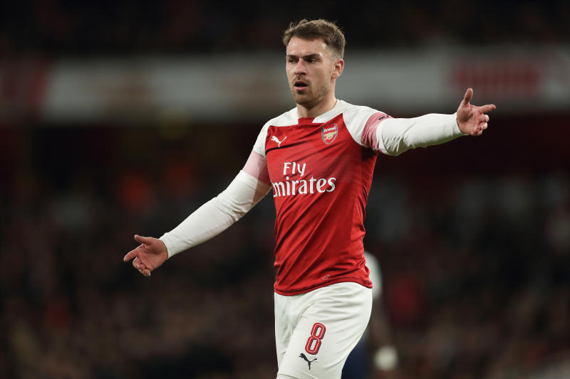 EPL: Ramsey reveals club he'll join after leaving Arsenal
