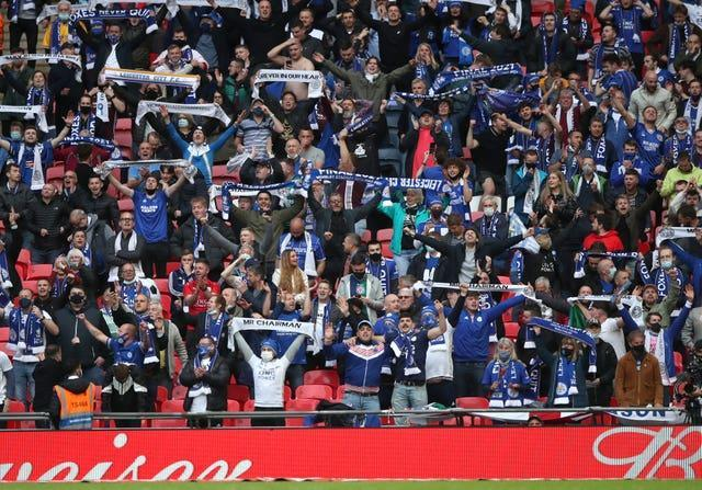 Chelsea v Leicester City – Emirates FA Cup Final – Wembley Stadium