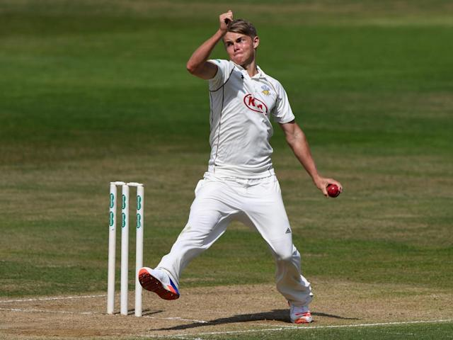 The talented Sam Curran is one of several bright sparks in Surrey's side (Getty)