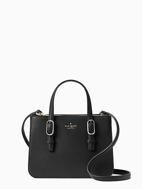 <p><span>Connie Small Triple Gusset Satchel</span> ($99, originally $349)</p>