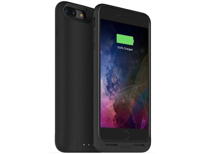 The Mophie charging case is perfect for the person who can't seem to keep their phone charged.