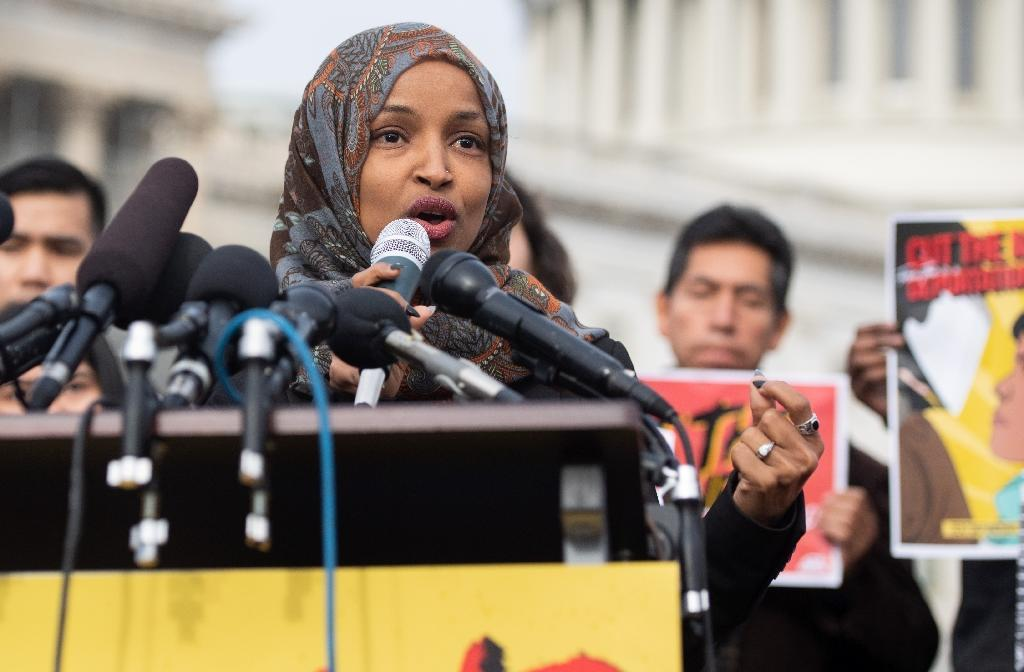 Rep. Ilhan Omar (Photo: Saul Loeb/AFP)