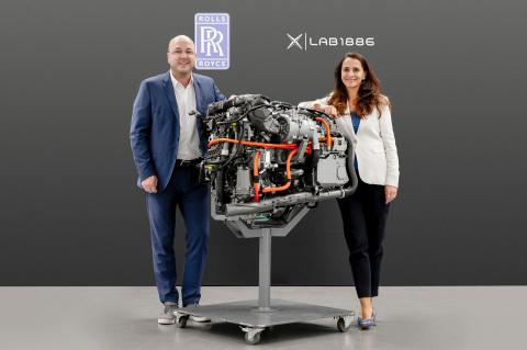 Rolls-Royce Launches Pilot Project in Stationary Fuel Cells With Support of Lab1886