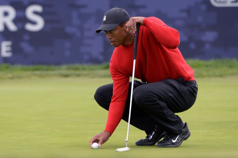 No Tiger and no fans as PGA Tour returns with strong lineup