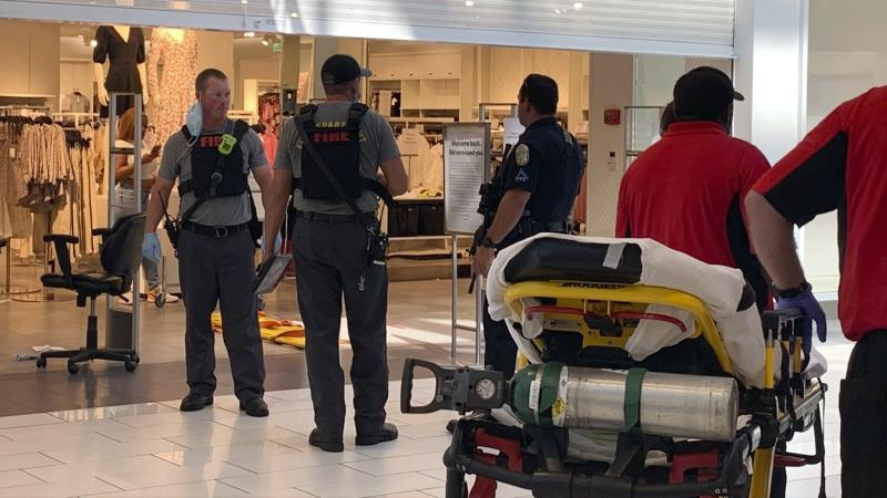 Boy, 8, killed after shooting in Alabama shopping centre