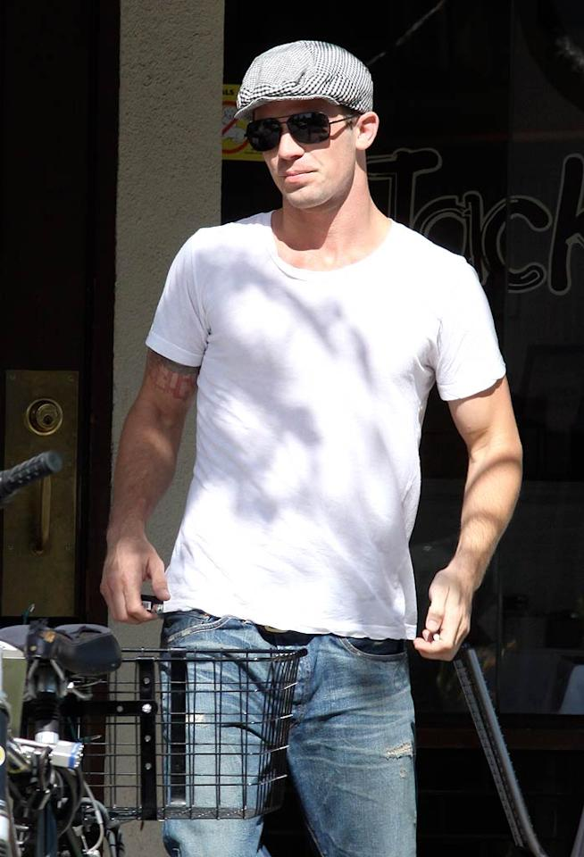 """How many hotties can one franchise possibly have? In """"Twilight's"""" case, a lot! Exhibit A: Cam Gigandet, who had a small role in the first blockbuster, but fortunately continues to grace the silver screen in movies like """"The Roommate"""" and """"Easy A."""" The Media Circuit/<a href=""""http://www.infdaily.com"""" target=""""new"""">INFDaily.com</a> - May 6, 2010"""